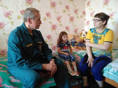 Сергей Левченко: для пострадавших от паводка в пунктах долговременного размещения создают резерв на 500 мест